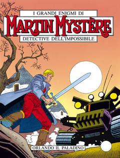 Copertina MARTIN MYSTERE n.96 - Orlando il paladino, BONELLI EDITORE