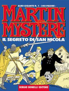BONELLI EDITORE - MARTIN MYSTERE ALBO GIGANTE