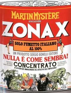 Copertina MARTIN MYSTERE MAXI n.8 - NULLA E' COME SEMBRA, BONELLI EDITORE