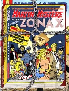 Copertina MARTIN MYSTERE MAXI n.7 - NUOCE GRAVEMENTE ALLA SALUTE, BONELLI EDITORE