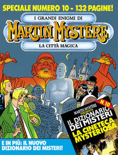 BONELLI EDITORE - MARTIN MYSTERE SPECIALE