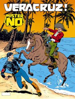 Copertina MISTER NO n.162 - Veracruz!, BONELLI EDITORE
