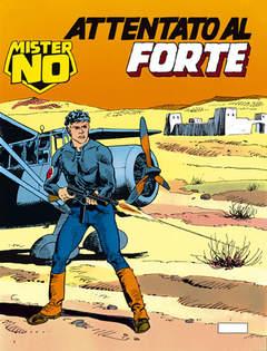 Bonelli editore mister no 193 attentato al forte for Cabine disney forte deserto