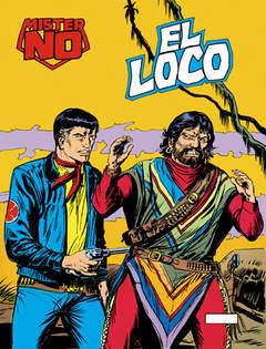 Copertina MISTER NO n.31 - El Loco, BONELLI EDITORE