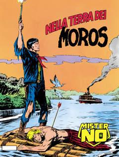Copertina MISTER NO n.43 - Nella terra dei Moros, BONELLI EDITORE