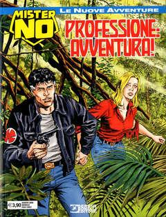 Copertina MISTER NO LE NUOVE AVVENTURE n.14 - PROFESSIONE: AVVENTURA!, BONELLI EDITORE