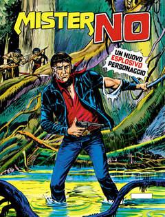 Copertina MISTER NO n.1 - Mister No, BONELLI EDITORE