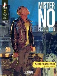 Copertina MISTER NO REVOLUTION n.2 - Sarò il tuo specchio, BONELLI EDITORE
