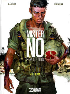 Copertina MISTER NO REVOLUTION VIETNAM n. - VIETNAM, BONELLI EDITORE