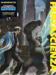 Copertina NATHAN NEVER ALMANACCO n.2014 - Almanacco della Fantascienza 2014, BONELLI EDITORE