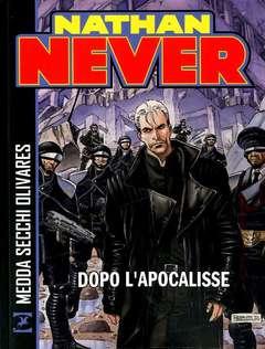 Copertina NATHAN NEVER DOPO L'APOCALISSE n. - DOPO L'APOCALISSE, BONELLI EDITORE