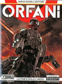 Copertina ORFANI n. - ORFANI                       0, BONELLI EDITORE