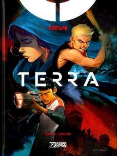 Copertina ORFANI TERRA n. - TERRA, BONELLI EDITORE
