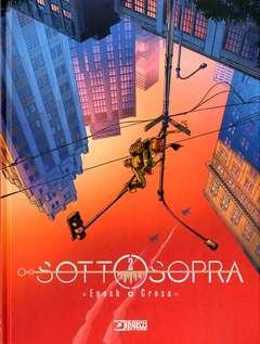 Copertina SOTTOSOPRA n.2 - SOTTOSOPRA, BONELLI EDITORE