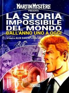 Copertina STORIA IMPOSSIBILE DEL MONDO n. - DAL BING BANG ALL'ANNO ZERO, BONELLI EDITORE