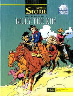 Copertina STORIE n.104 - BILLY THE KID, BONELLI EDITORE