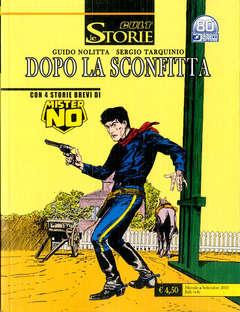 Copertina STORIE n.107 - DOPO LA SCONFITTA/AMAZZONIA MON AMOUR/LA PORTA NER, BONELLI EDITORE
