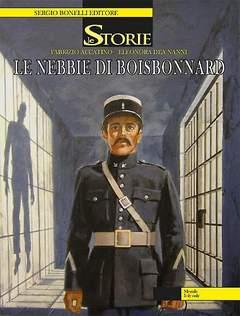 Copertina STORIE n.43 - Le nebbie di Boisbonnard, BONELLI EDITORE