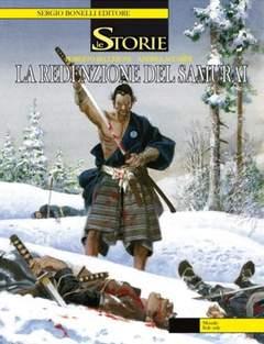 Copertina STORIE n.2 - LA REDENZIONE DEL SAMURAI, BONELLI EDITORE