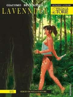 Copertina STORIE SPECIALE n.4 - LAVENNDER, BONELLI EDITORE