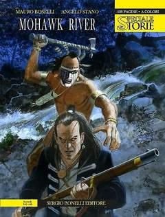 Copertina STORIE SPECIALE n.2 - Mohawk River, BONELLI EDITORE