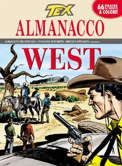 Copertina TEX ALMANACCO DEL WEST n.2012 - Il ciarlatano, BONELLI EDITORE