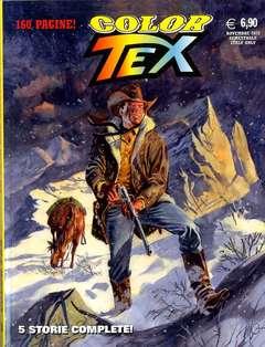 Copertina TEX COLOR n.18 - TEX COLOR, BONELLI EDITORE