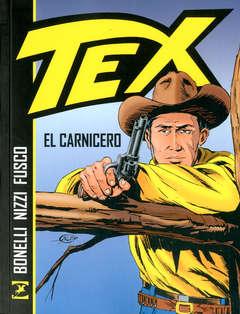 Copertina TEX EL CARNICERO n. - EL CARNICERO, BONELLI EDITORE