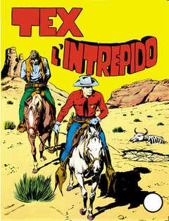 Copertina TEX GIGANTE n.13 - Tex l'intrepido, BONELLI EDITORE