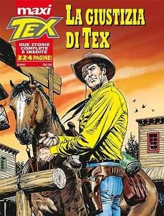 Copertina TEX MAXI n.19 - Maxi Tex n° 19, BONELLI EDITORE