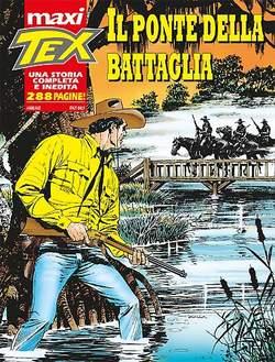 Copertina TEX MAXI n.20 - Maxi Tex n° 20, BONELLI EDITORE