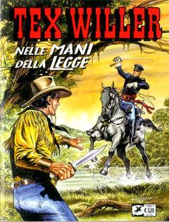 Copertina TEX WILLER n.23 - NELLE MANI DELLA LEGGE, BONELLI EDITORE