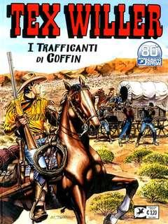 Copertina TEX WILLER n.27 - I TRAFFICANTI DI COFFIN, BONELLI EDITORE