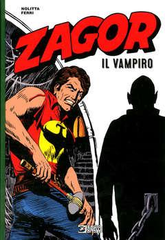 Copertina ZAGOR IL VAMPIRO n. - IL VAMPIRO, BONELLI EDITORE