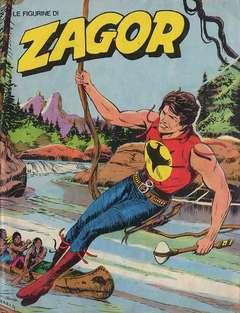 Copertina ZAGOR n.0 - LE FIGURINE DI ZAGOR 1/320 Completa - Ed. SOLARIS, BONELLI EDITORE