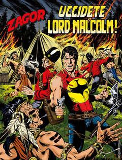 Copertina ZENITH GIGANTE n.681 - UCCIDETE LORD MALCOM!, BONELLI EDITORE