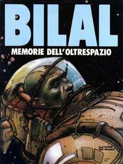 Copertina BILAL n.2 - MEMORIE DELL'OLTRESPAZIO, BONELLI-DARGAUD