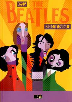 Copertina BEATLES 360 GRADI ANTOLOGICO n. - THE BEATLES 360 GRADI ANTOLOGICO, BOOKMAKER