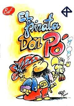 Copertina MICRO n.12 - EL PIRATA DON PO', BORSA DEL FUMETTO