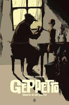 Copertina GEPPETTO n. - STORIA DI UN PADRE, BUGS COMICS