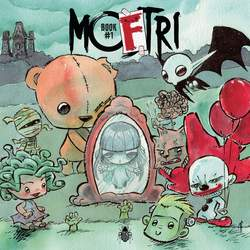 Copertina MOFTRI BOOK n. - MOFTRI BOOK, BUGS COMICS