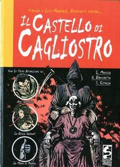 Copertina CASTELLO DI CAGLIOSTRO n.1 - CASTELLO DI CAGLIOSTRO       1, CAGLIOSTRO E-PRESS