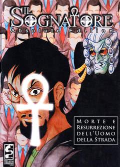 Copertina SOGNATORE ABSOLUTE EDITION n.0 - IL SOGNATORE - ABSOLUTE EDITION, CAGLIOSTRO E-PRESS