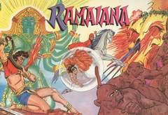 Copertina ALBI VARI n.2 - RAMAIANA, CAMILLO CONTI EDIZIONI