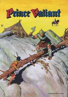 Copertina PRINCE VALIANT NUOVA SERIE n.11 - TAVOLE 1961/1974, CAMILLO CONTI EDIZIONI