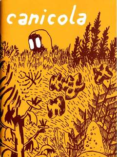 Copertina CANICOLA n.5 - CANICOLA                     5, CANICOLA