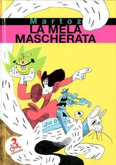 Copertina MELA MASCHERATA n. - LA MELA MASCHERATA, CANICOLA