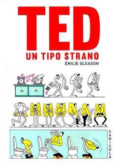 Copertina TED UN TIPO STRANO n. - TED - UNO STRANO TIPO, CANICOLA