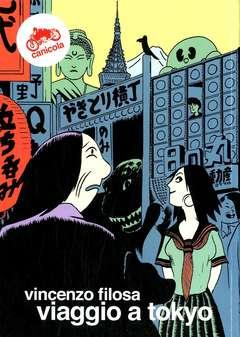 Copertina VIAGGIO A TOKYO Ristampa n. - VIAGGIO A TOKYO - Ristampa, CANICOLA