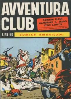 Copertina AVVENTURA CLUB n. - 1949 - 01/02 (COMPLETA), CAPRIOTTI